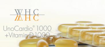 UnoCardio 1000, le supplément belge d'huile de poisson oméga-3 nr 1 en USA!