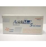 Aciclomed Ranbaxy 5% 2 g