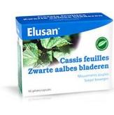 Elusan Aalbes Zwart Pfs 60 Caps