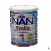 Nestlé NAN Evolia 1 Babymilk 800g