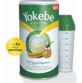 YOKEBE BY XLS 500G + GRATIS 1 SHAKER