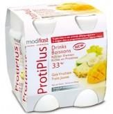 Modifast Protiplus Drink Gele Vruchten 125ml