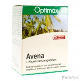 Optimax Avena + Magnesium 60 tabletten
