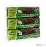 Prodia Chocolade Melk/Praline + Stevia 3 stuks