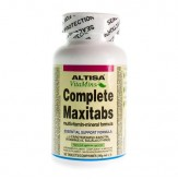 Altisa Complete Maxitabs Multi-Vitaminen 60 tabletten