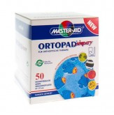 Ortopad Simpaty Junior New Oogkompres 50 stuks