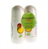 Plante System Deodorant Roll-On Papaya 2x50 ml