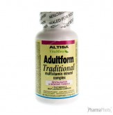 Altisa Adultform Traditional Multi-Vitaminen 60 tabletten