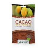 VITANZA HQ SUPERFOOD CACAO RAW PDR 200 G