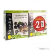 Kineslim Barre Aux Fruits De Forets Duopack -2€ 2x4 pièces