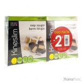 Kineslim Barre Nougat Duopack -2€ 2x4 pièces