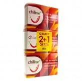 Chiline Brûle-Graisse Tripack 2 + 1 Gratuit 3 x 60 comprimés