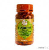 Albamed L-Carnitine 368mg 100 capsules