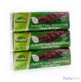 Prodia Chocolat Au Lait Edulcorant De Stevia 3 pièces