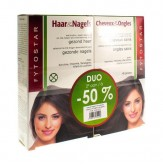 Fytostar Cheveux-Ongles Duo 2x45 capsules
