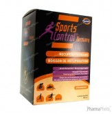 Sportscontrol Recovery Fraise 6 sachets