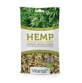 VITANZA HQ SUPERFOOD HEMP RAW SEEDS 200G