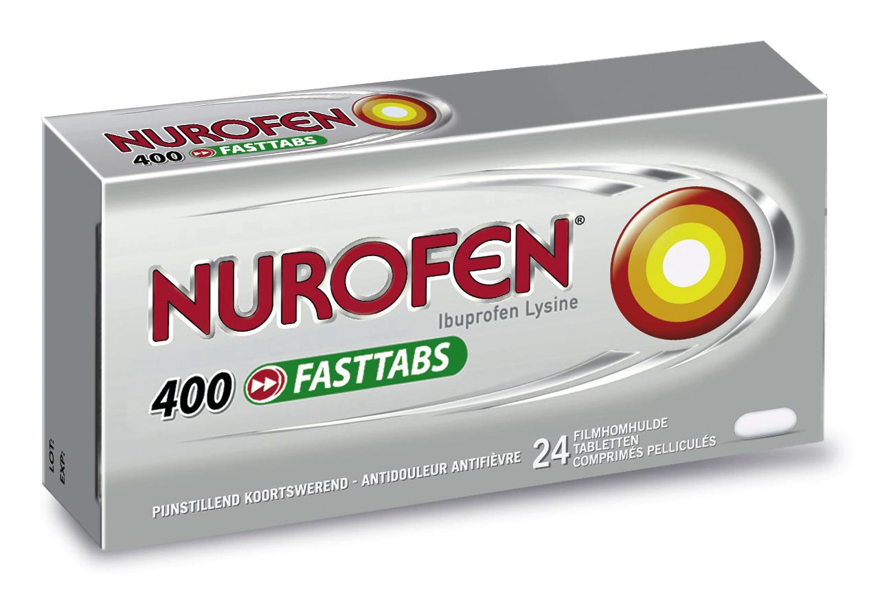 nurofen 400 hoofdpijn