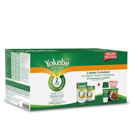 Yokebe By XLS 2 Weken Turbo Pack Promo