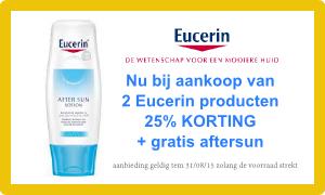Eucerin - 25% korting
